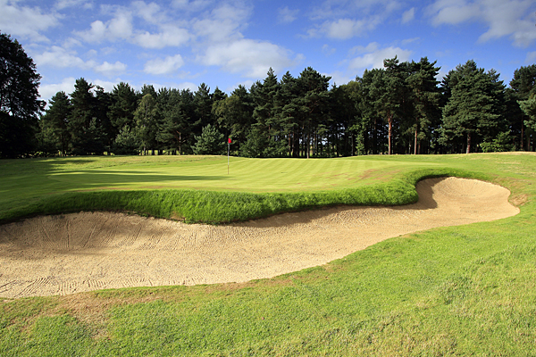5. Wentworth (West), Virginia Water, Surrey, England                                                          I never thought this H.S. Colt classic had much charm in the first place, but the Top 100 staple in suburban London has long been revered as a big-event stage. An ongoing Ernie Els revamp has brought numerous changes, which last year included a controversial new burn fronting the newly elevated 18th green that stopped anyone from attacking the par-5 in two, resulting in dull pitches and two-putt pars. Els and owner Richard Caring claimed that the new look was compatible with the Colt style, but it assuredly is not. I don't like the new look nor the new playability. Links-style bunkers and garish green complexes have no place on a Colt course. Still, if it ain't Colt, at least it's dramatic.