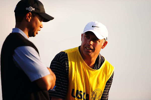 9. Will Steve                           Williams                           caddie for                           someone else                           during Tiger's                           break?                           Why? For extra                           spending money?                           Stevie is reportedly                           on salary with                           Team Tiger.