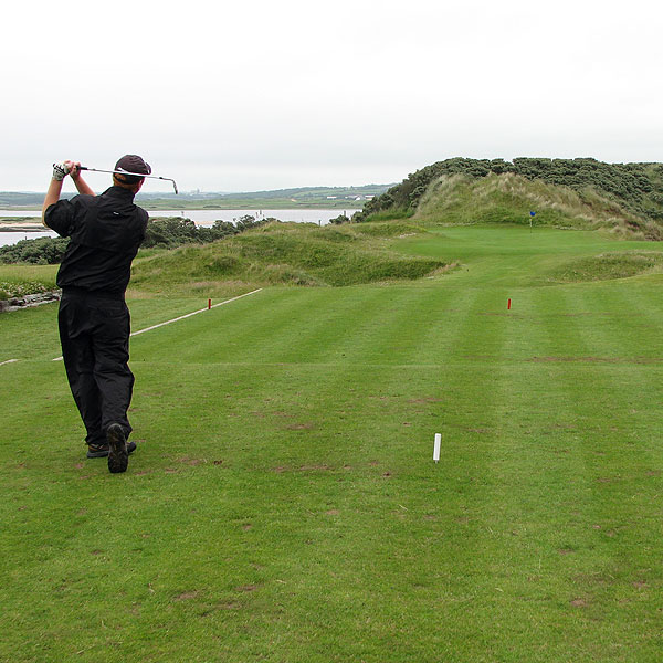 """Don't skip Castlerock, it's up there with the Enniscrones, the Murvaghs of the south. And the nine hole course they've built, it's a blast,"" Coyne said.                                                      Course Called Ireland: Northern Exposure"