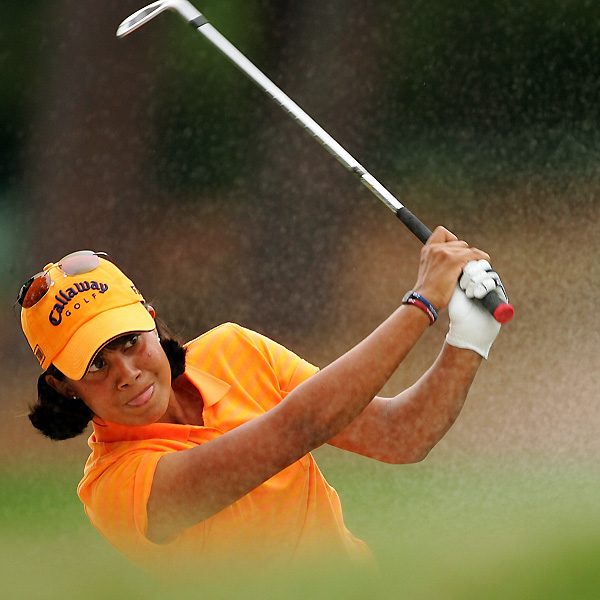 Julieta Granada finished the day at two under.