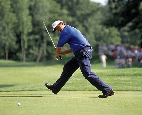 "Second Thoughts                           Golf fans will never forget what Rocco Mediate did at the 2008 U.S. Open...right? We asked three other U.S. Open runners-up how time has treated their brushes with Open glory.                                                      Mike Donald                            Medinah Country Club, 1990                              Winner: Hale Irwin                                                      Bobby Knight told me, ""Mike, sometimes in sports the guy that's supposed to win doesn't win, and that's what happened in your case."" He had a tear in his eye. I'm an Indiana basketball guy, so it was moving for me, too.                                                      A lot of people do remember. You're somebody that came close. You're still not an Open champion. The way you're perceived is different.                                                      I would have been able to play some senior golf and had some status and been able to get my foot in the door. And when you walk in the door, people would have said, ""Hey, that guy won the U.S. Open."""