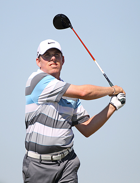 Justin Leonard, hero of the 1999 Ryder Cup, is tied for seventh at four under.