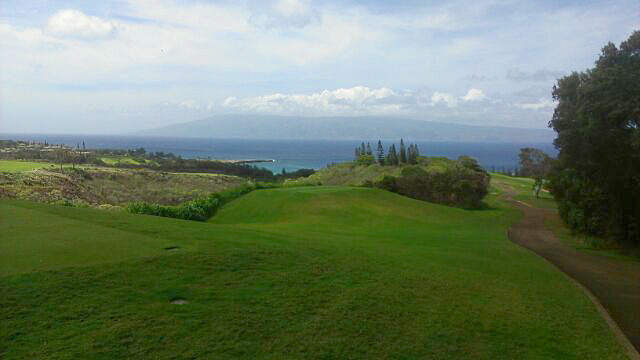 Plantation Course at Kapalua Resort -- Kapalua, Hawaii                           Submitted by Robert Shabkie