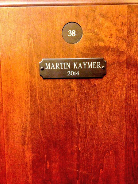 @TPCSawgrass: Congratulations to 2014 PLAYERS Champion Martin Kaymer!! Welcome to The Champions Locker Room!!