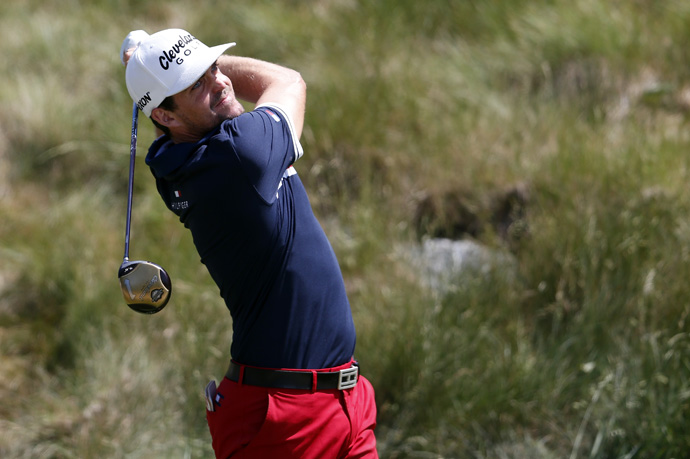 Keegan Bradley tied for 68th last year at the U.S. Open at Olympic.