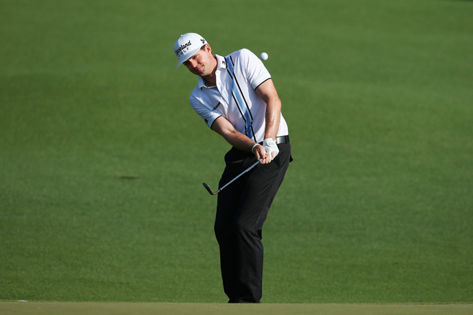 Keegan Bradley tied for 27th last year in his Masters debut.