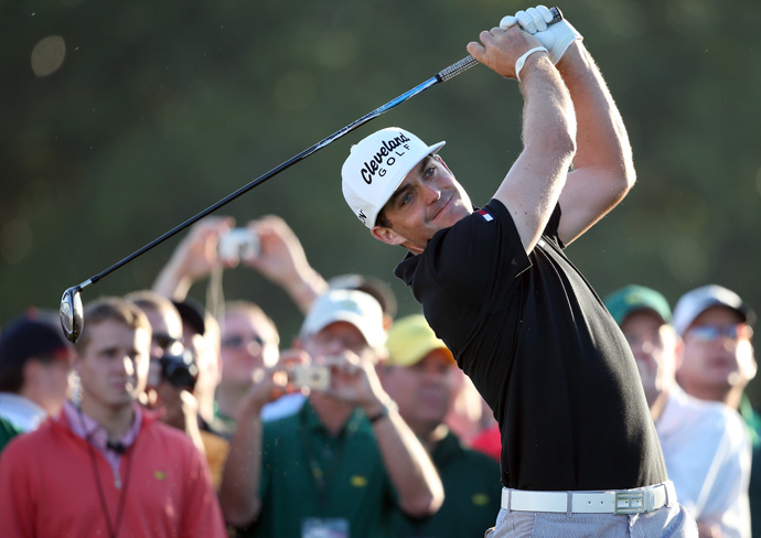 Bradley comes into the Masters in good form -- he's recorded four top 10s in his last four starts.