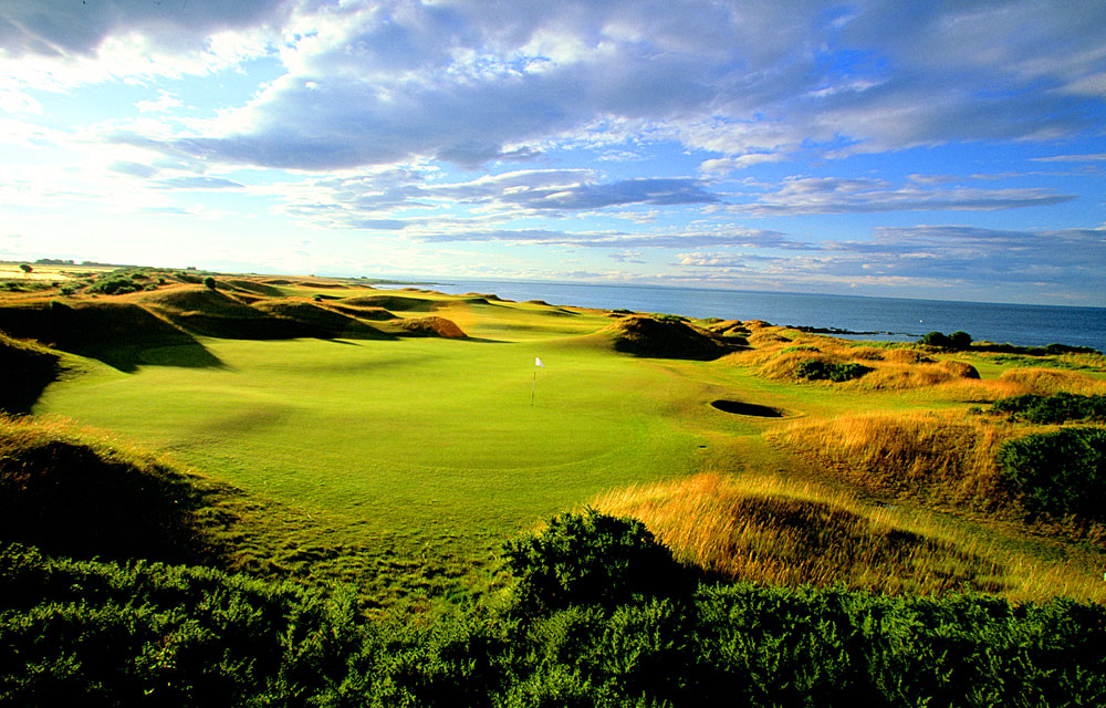 Kingsbarns Golf Links                           St. Andrews, Scotland                           No. 54 World
