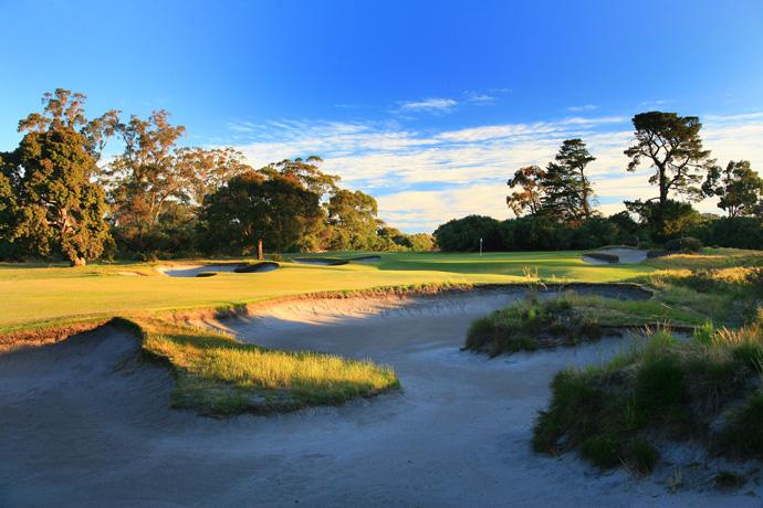 28. Kingston Heath                       Melbourne, Australia                       More Top 100 Courses in the World: 100-76 75-5150-2625-1