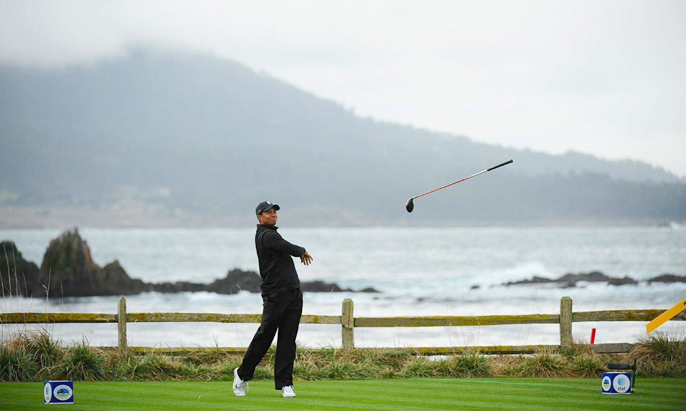 Woods did have some positives to take away from Pebble Beach. He began the tournament with three rounds in the 60s to put himself in contention to win again.