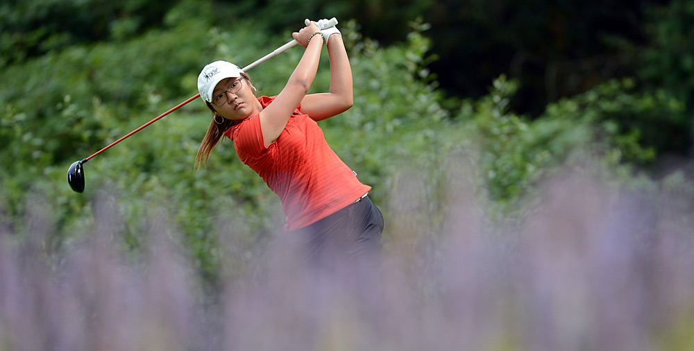 Lydia Ko                           Ko, 15, won the Canadian Women's Open to become the youngest winner ever on the LPGA Tour.