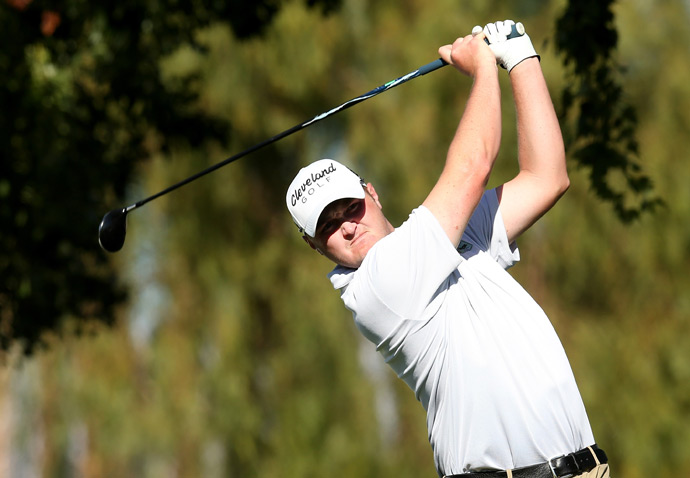Jason Kokrak made an eagle, four birdies and three bogeys for a three-under 69.