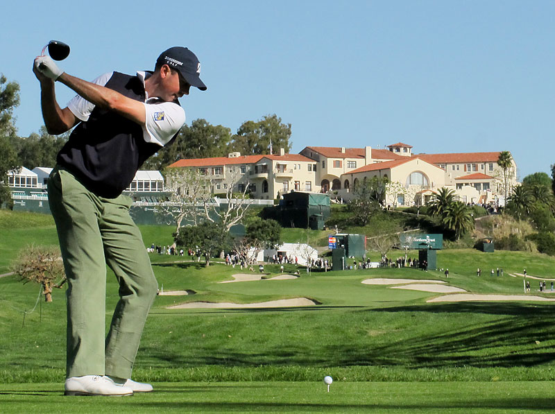 Matt Kuchar shot a two-under 69 to grab a share of second place.