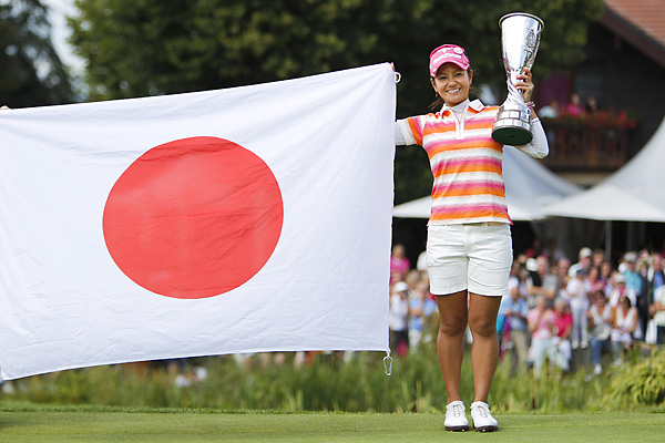 It was Miyazato's first victory of the season.