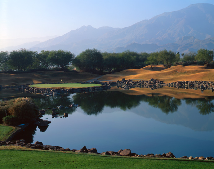 "PGA West (TPC Stadium)                       La Quinta, Calif.                       laquintaresort.com                                              Pete Says: ""Alice and I have built golf courses in cornfields, grazing meadows, swamps, and coal country, but the worst piece of land we ever started with was ... the TPC Stadium Course at PGA West."""