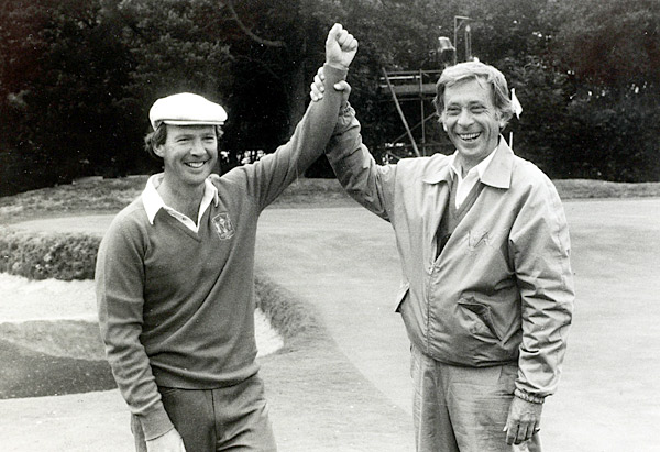 Dave Marr — what a terrific man and captain [in 1981]. He was the type of person you just wanted to win for. He was so positive and encouraging. I was supposed to have been the captain the year Lanny [Wadkins] was, in 1995. He asked me if he could talk to the PGA and see if they would let him be the captain instead of me, because of my [4-0] record against Seve Ballesteros in '79, and the fact that the next Ryder Cup would be in Spain. I agreed, so Lanny was captain before me, and I was in Japan when they named Tom Kite captain against Seve two years later. So yes, I was disappointed not to have ever been captain.