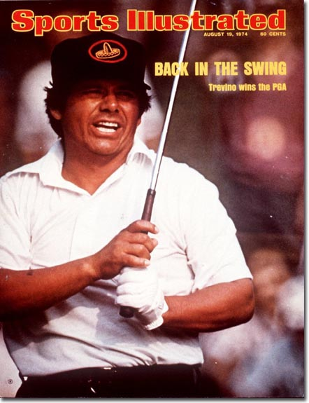 Lee Trevino outdueled Jack Nicklaus in 1974 to win the PGA by one stroke. Read Article