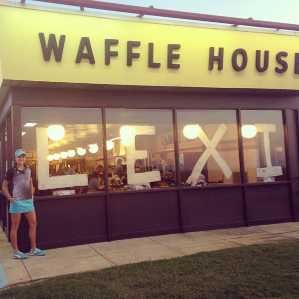@lexi: Guess what time it is!! @wafflehouse time :)