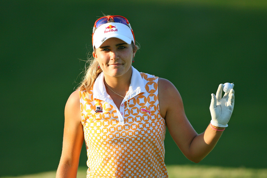 Lexi Thompson is only three shots back after a 66.