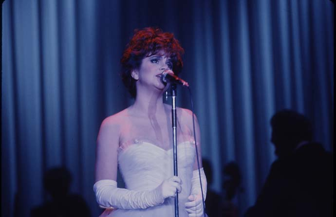 """Linda Ronstadt noun a drive that blew by yours, a la Rondstadt's version of """"Blue Bayou."""" (e.g., """"I went Linda Ronstadt on you with that drive on 15"""")"""