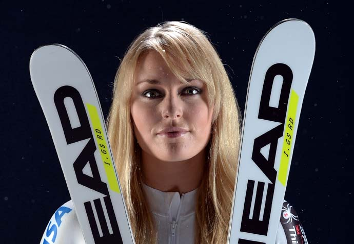 """Some people seem to forget that I'm not just Tiger's girlfriend. I'm actually a successful athlete. I'm Lindsey. I have my own career and my own life.""                       --Lindsey Vonn on being overshadowed by new boyfriend Tiger Woods."