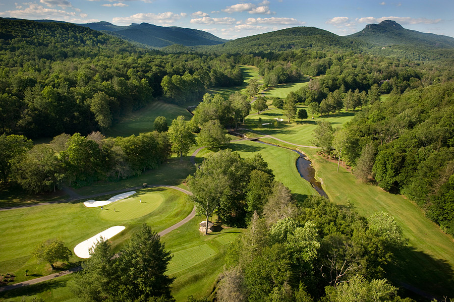 Linville Golf Club                        Linville, N.C. -- $120, eseeola.com