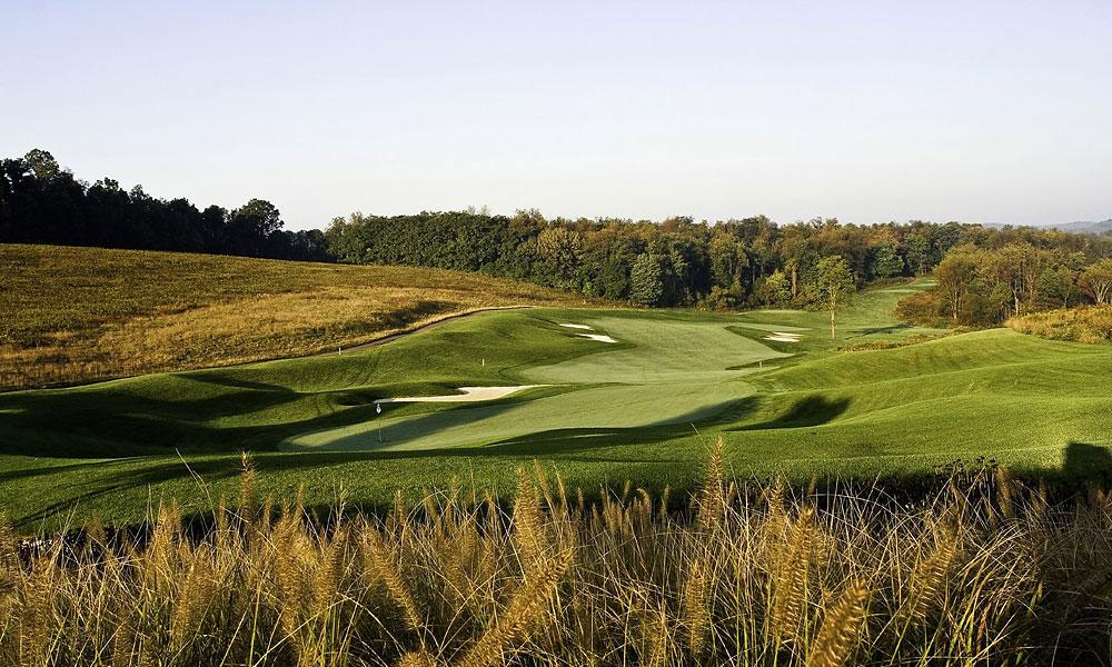 Longaberger -- Nashport, Ohio -- longabergergolfclub.com                            -- March 1-April 1: $59, $49 (Twilight)                           -- April 2-May 13: $64 (Mon.-Thurs.), $79 (Fri.-Sun.), $59 (Twilight)                           -- May 14-Sept. 30: $79 (Mon.-Thurs.), $69 (Twilight)                           -- Oct. 1-28: $64 (Mon.-Thurs.), $79 (Fri.-Sun.), $59 (Twilight)                           -- Oct. 29-Dec. 31: $59, $49 (Twilight)