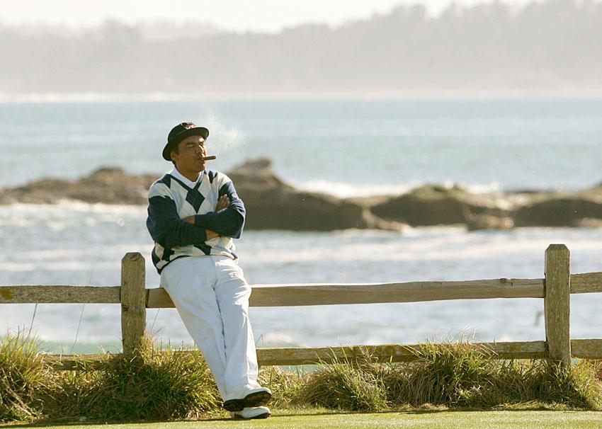 Comedian George Lopez.
