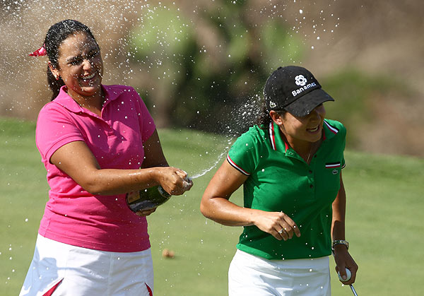 In five attempts at the Corona Championship, Lorena Ochoa has won three times and was runner up once. In her last 16 rounds at the Tres Marias Golf Club, she is 88 under par and has broken 70 in 14 of the 16 rounds.