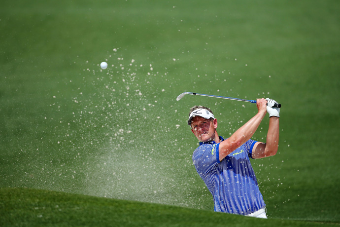 Former world No. 1 Luke Donald is still in search of his first major title.