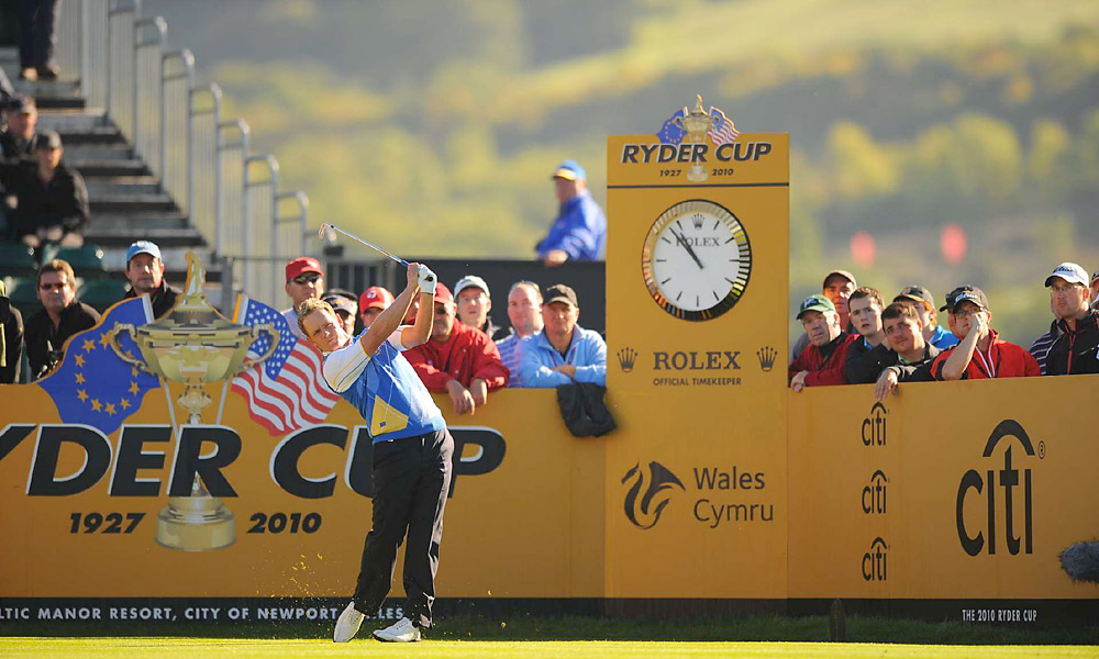 Luke Donald, Ryder Cup Record: 8-2-1                           Although his Ryder Cup career is relatively brief, the former World No. 1 holds the top points-per-match percentage of any European to play in at least three Cups.
