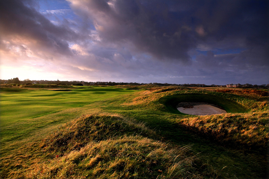 You saw plenty of Royal Lytham and St. Annes (pictured), during the 2012 British Open. But England has plenty of other layouts -- both links and parkland -- that are worth a visit.