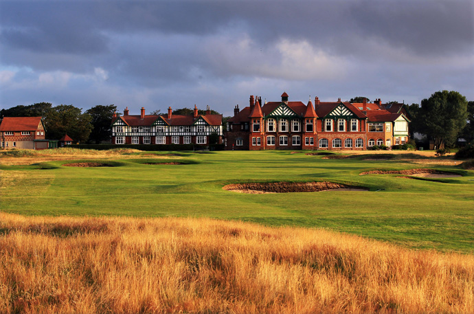 59. Royal Lytham & St. AnnesLytham St. Annes, England                       More Top 100 Courses in the World: 100-76 75-5150-2625-1