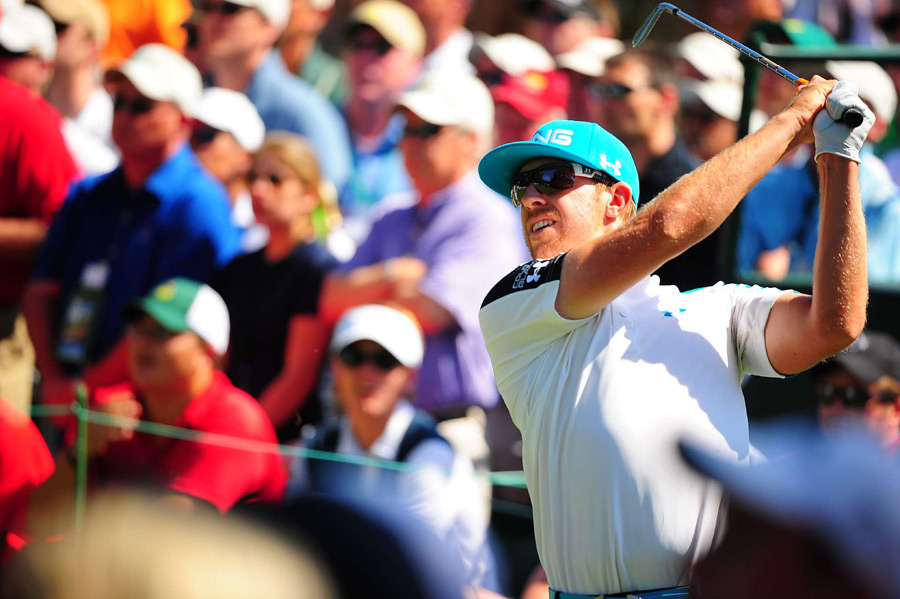 Hunter Mahan, who won last week in Houston, tied for 12th.