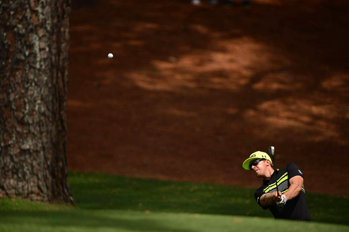 Hunter Mahan missed the cut after rounds of 76 and 82.