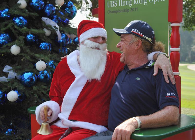 ... and Santa.