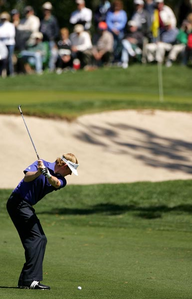 Brandt Snedeker, who had four bogeys and two birdies in his final round, ended the tournament at one under par.
