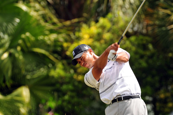 """""""It was not like I was playing poorly and shot 71,"""" Woods said. """"I played well and just didn't make the putts."""""""