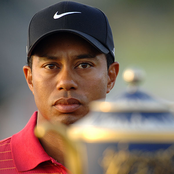 Tiger Woods has won 13 of 24 WGC events, and five of the last seven.
