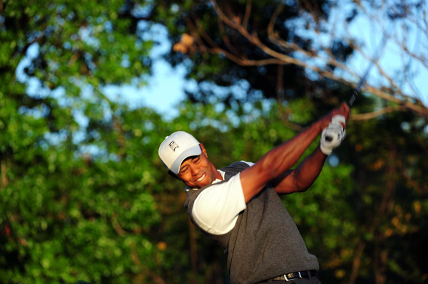 Woods is a five-time champion at Bay Hill.