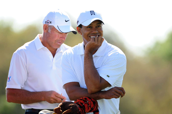 """Certain golf courses kind of fit my eye, and this is one of them,"" Woods said of Bay Hill. ""For some reason I feel comfortable here each and every time I play."""