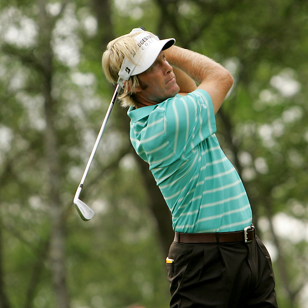 Defending champion Stuart Appleby has not won since his victory last year at the Houston Open.