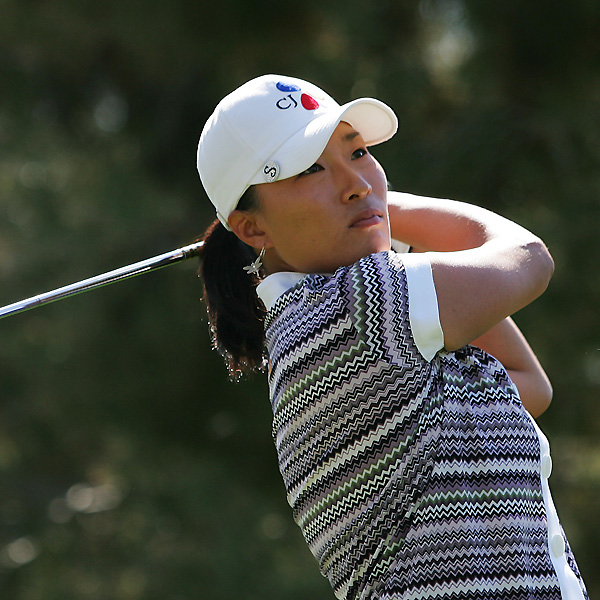 Se Ri Pak has won five majors, but she has never won the Kraft Nabisco.