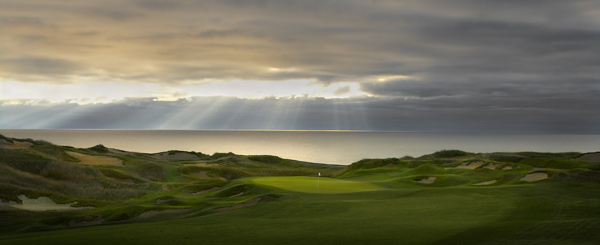 Whistling Straits Golf Club at the American Club                           Kohler, Wis.                           Platinum Award Winner                           destinationkohler.com