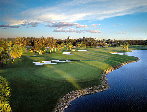 South Florida                                                      Doral Golf Resort & Spa (TPC Blue Monster)                           Miami, Fla.                           800-713-6725                           doralresort.com                           $210-$325