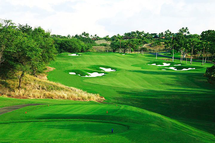22. Mauna Kea Golf Course                            Kamuela, Big Island, Hawaii -- $155-$250,