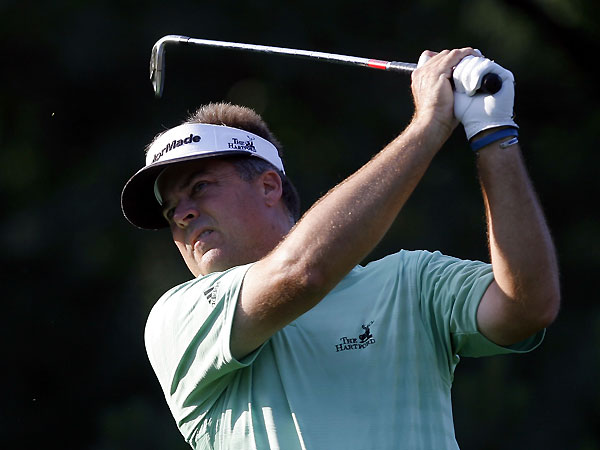 Second Round of the AT&T ClassicKenny Perry followed a first-round 66 with a 69 on Friday to finish at nine under.