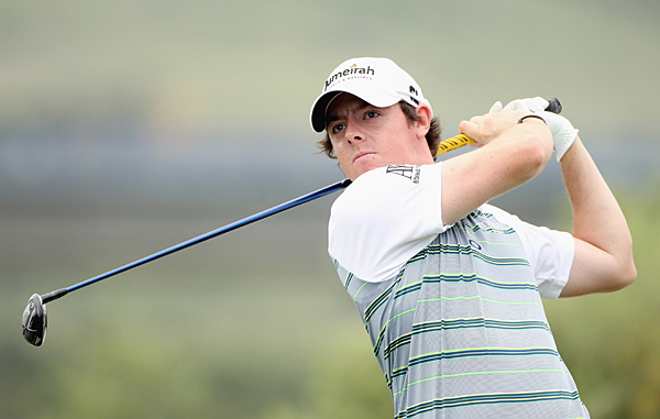 lost 3-and-2 to Nicolas Colsaerts, but McIlroy earned enough points to move on to the knockout round.