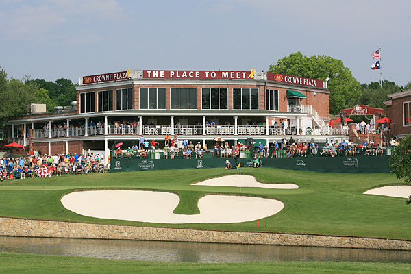 Hosted the 1941 U.S. Open, 1975 Tournament Players Championship and the current Crowne Plaza Invitational at Colonial from 1946-1948, 1950-1974 and 1976-present.