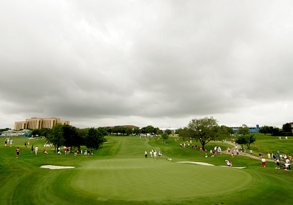 Hosted the Byron Nelson Golf Classic 1986-93, 1994-07 (jointly with the Cottonwood Valley Course) and 2008-present.